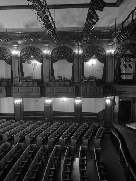 Old Dock Street, Charleston Theater