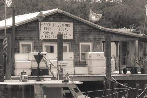 A Working Pier