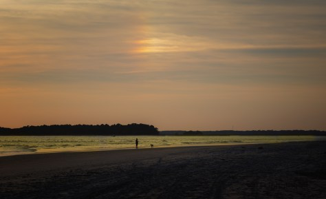 End Of The Day, Folly Island