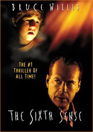 Poster do filme O Sexto Sentido