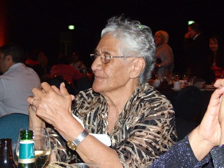 08-12-13 015 Aunty Margaret Waaka