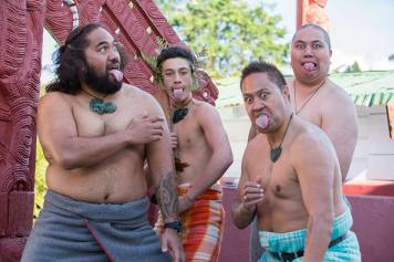 Hoani, Tahuriorangi, Kiwhare & Rehua Mihaka