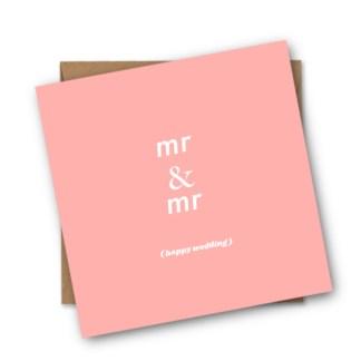 Gay And Lesbian Wedding Cards