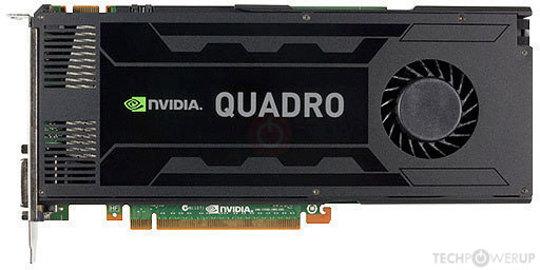 NVIDIA Quadro K4000 Specs | TechPowerUp GPU Database