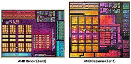 AMD Cezanne
