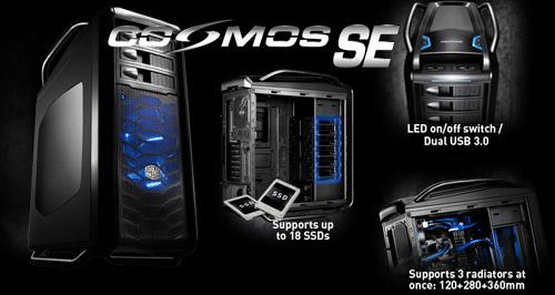 Cooler Master Cosmos 2 Case