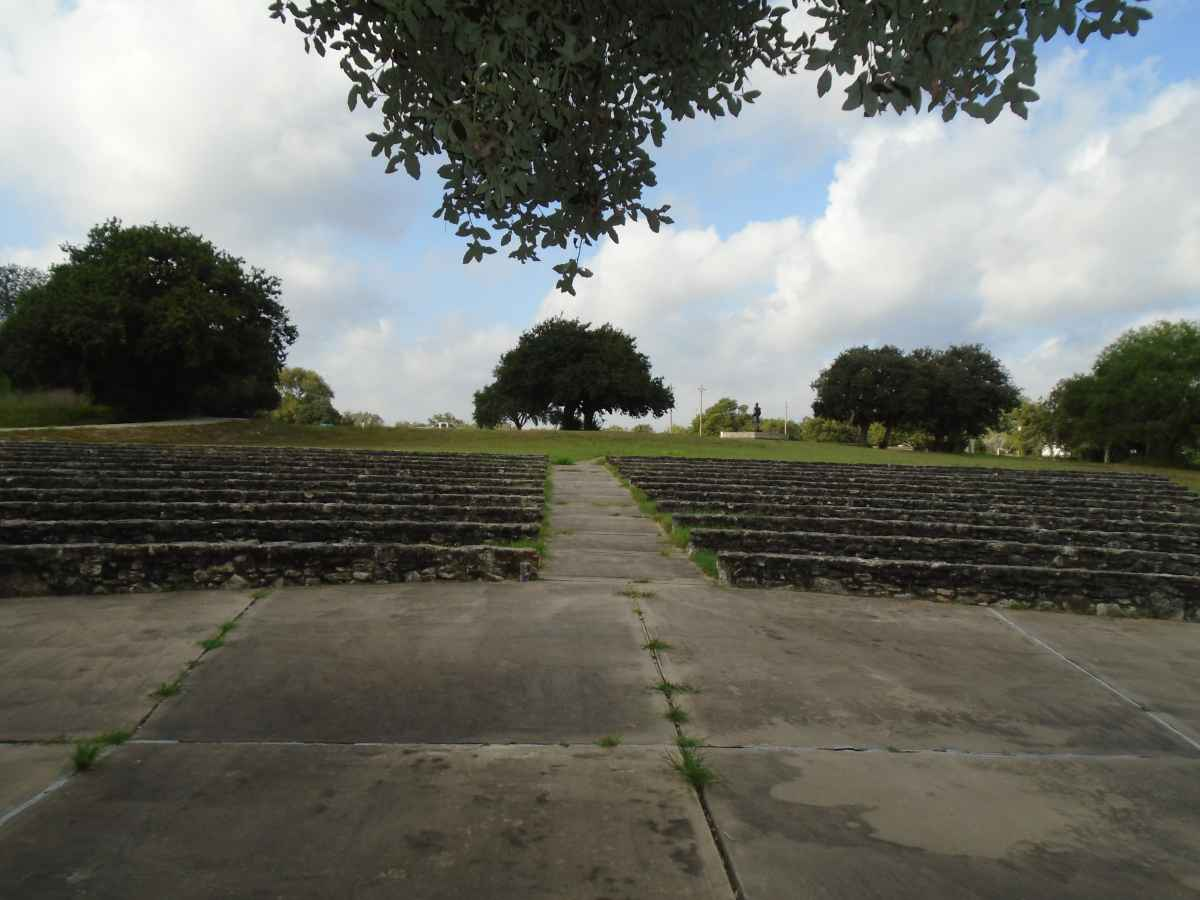 Goliad State Park Amp Historic Site Amphitheater Texas