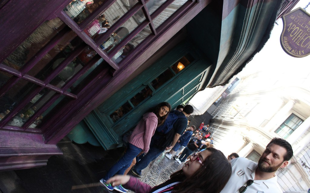 Experience real magic with Interactive Wands in The Wizarding World of Harry Potter at Universal Orlando Resort