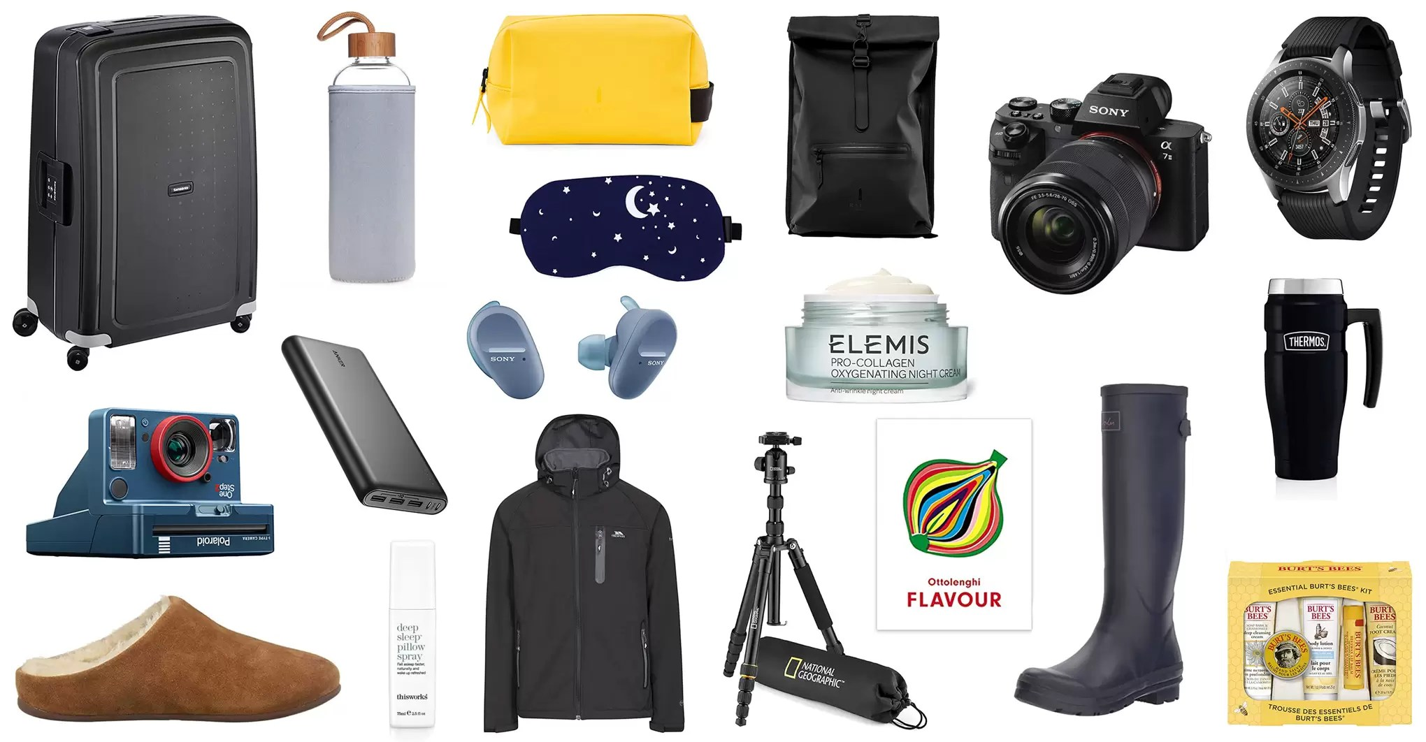 20 must have travel items to buy this