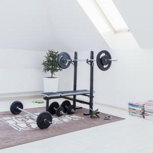 ホームジムを作るのに必要な部屋の広さは?