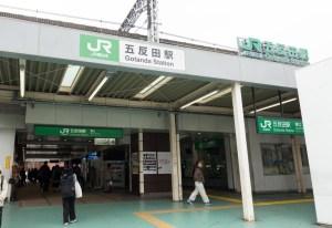 五反田駅周辺でおすすめなジム