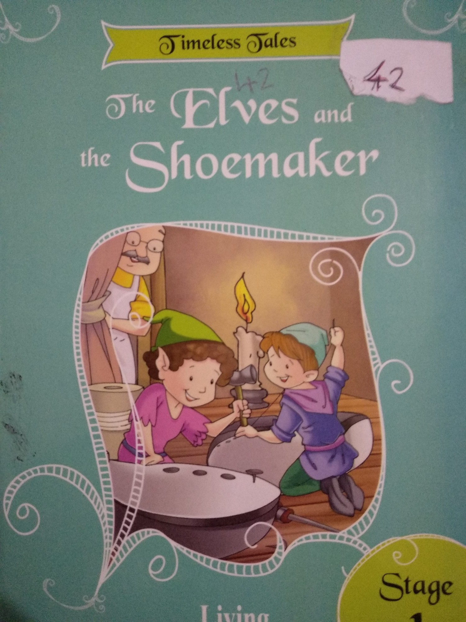The Elves And The Shoemaker Kitab N N Ozeti Laz Mcma