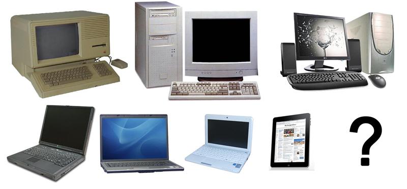 geçmişten günümüze bilgisayarlar ile ilgili görsel sonucu