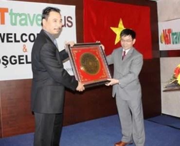 İstanbul'da ilk Vietnamlı şirket kuruldu