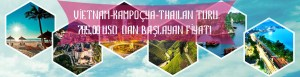 vietnam camboca thailan