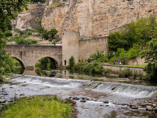 luxemburg wochenende ausflug trip sehenswürdigkeit unternehmung erleben sonne essen tr4vel.de tr4vel travel kasematten casemates du bock