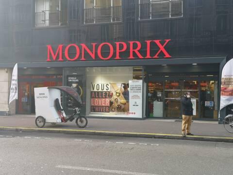 Monoprix Vend Des Objets Coquins Dans Deux Magasins A Paris