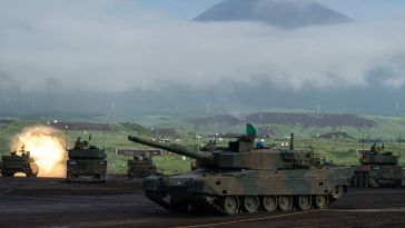 Comment le Japon repense l'utilisation de ses chars en prévision d'un éventuel affrontement avec la Chine