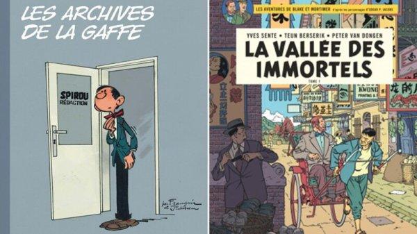 Dans les aventures de Spirou et Fantasio, comment se nomme ...