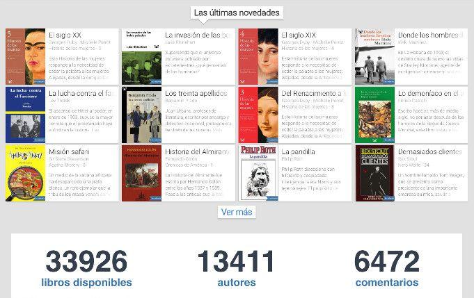 16 Páginas Web Donde Descargar Libros Gratis [PDF, EPub O