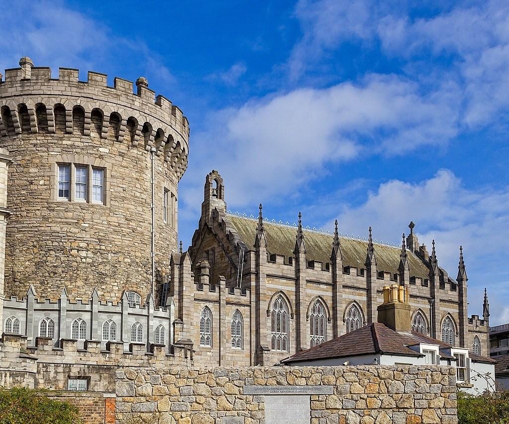 Castillo que ver en Dublín
