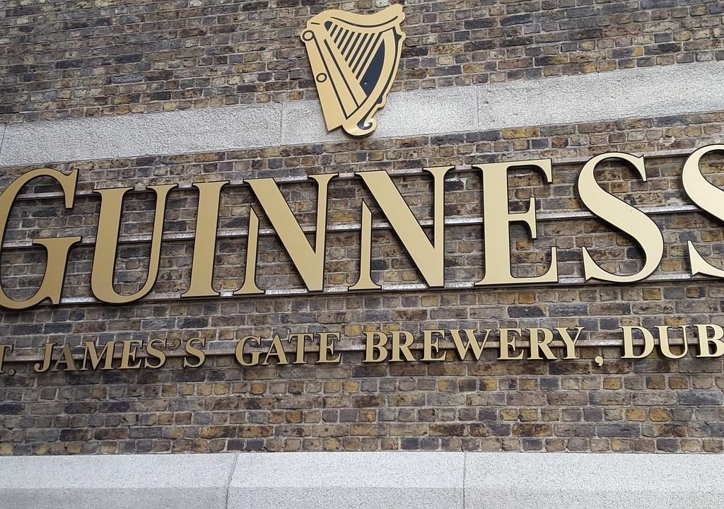 Fábrica Guinnes, Dublín