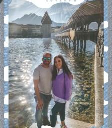 Españoles en Lucerna, Suiza