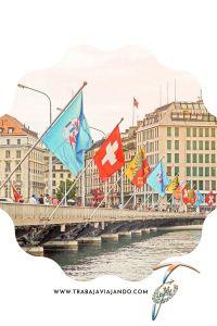 Visiting Geneva Switzerland