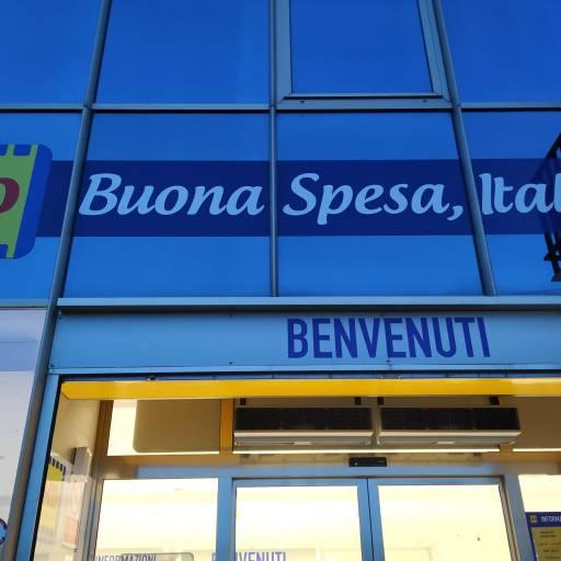 Supermercado en Italia