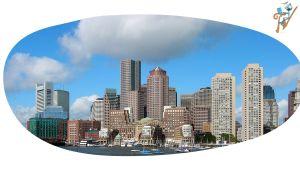 españoles en Boston
