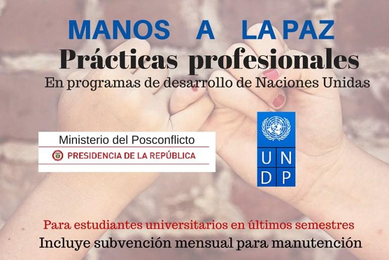 manos a la paz