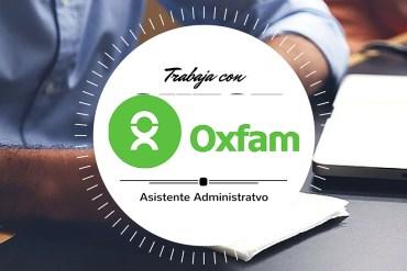 Vacante Oxfam