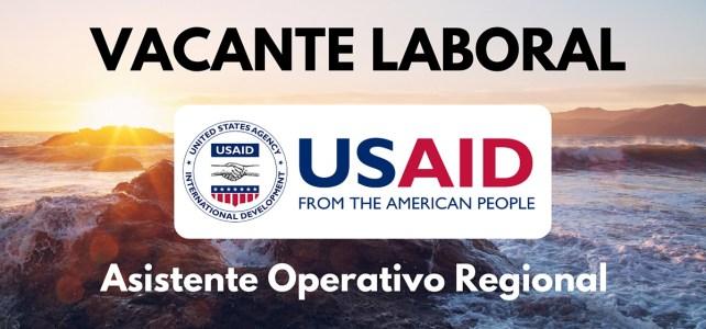 El Programa de Tierras y Desarrollo Rural de USAID abre vacante laboral en Colombia
