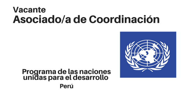 Asociado/a de Coordinación