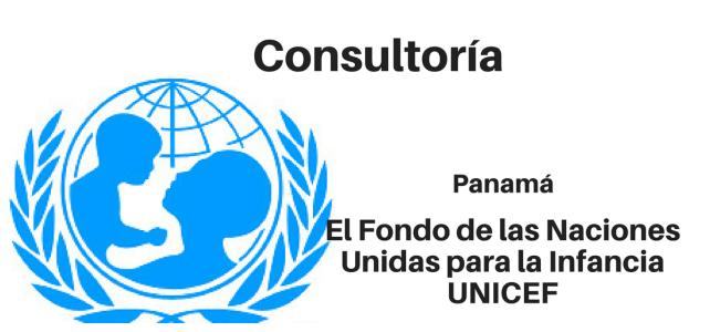 Consultoría con UNICEF en Panamá
