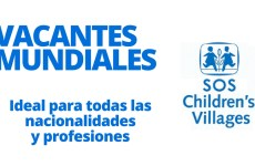 Vacantes laborales con SOS Children Villages International