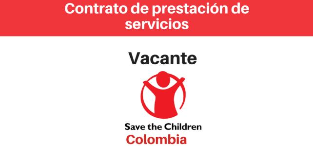 Save the Children busca Profesionales en ciencias económicas, sociales, educativas  o ciencias políticas