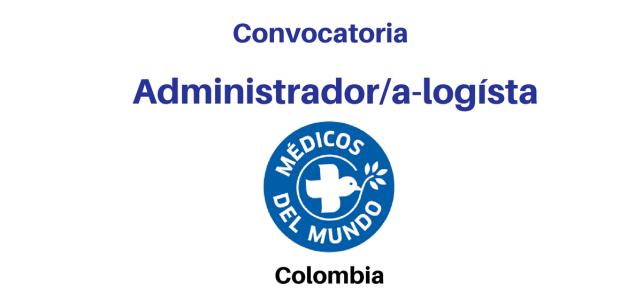 Vacante Administrador/a-logísta con Médicos del mundo