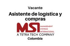 Vacante Asistente de Logística y Compras MSI