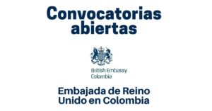 Vacante UK embajada