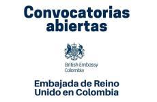 Embajada de Reino Unido en Colombia abre convocatorias laborales