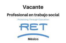 Vacante Profesionales en Trabajo Social