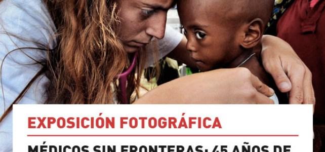 Fotografía humanitaria con Médicos sin Fronteras