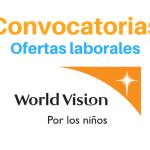 World vision abre convocatorias