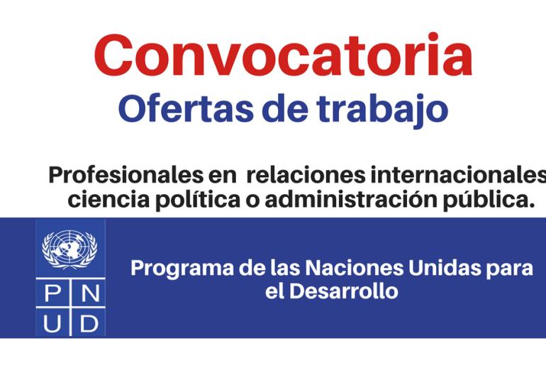 convocatorias México