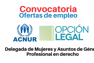 ACNUR y Opción Legal