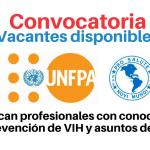 UNFPA y OPS