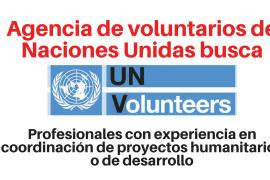 Agencia de voluntarios de Naciones Unidas
