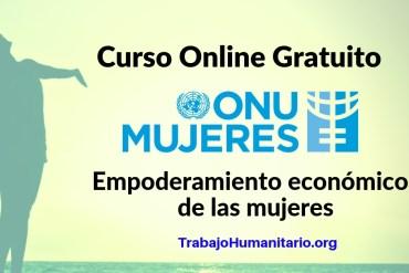 CURSO ONLINE ONU MUJERES EMPODERAMIENTO