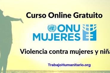 CURSO ONLINE ONU MUJERES VIOLENCIA